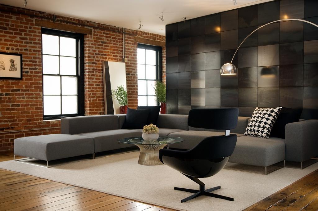 Дизайн интерьера в стиле хай-тек хай тек